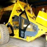 225a Logger - Installed Door Kit - Doors open