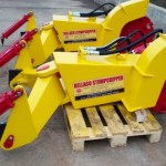 Stump Chipper - Grinder 02